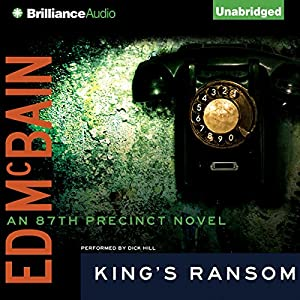 King's Ransom Audiobook