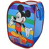 Disney Mickey Mouse Smiles Pop Up Hamper Bedroom