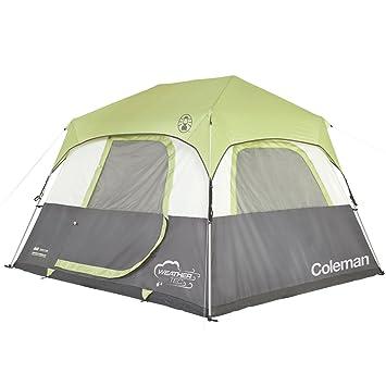 Coleman Company Signature Instant Cabin 6 Person Double Hub Tent Black/Grey  sc 1 st  Amazon.com & Amazon.com : Coleman Company Signature Instant Cabin 6 Person ...
