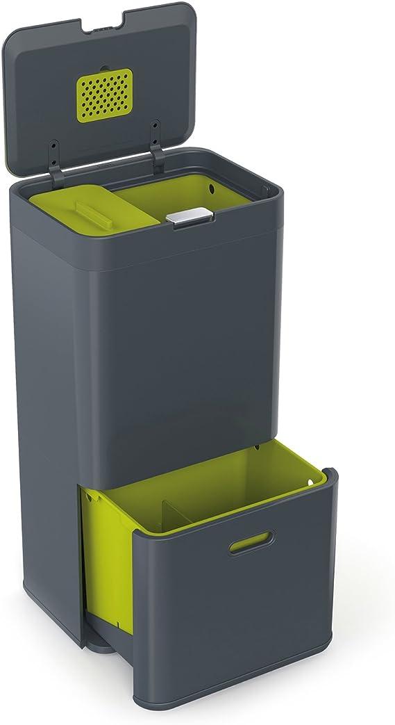 Azul 14 L Joseph Joseph Cubo de 14 litros para Reciclaje GoRecycle