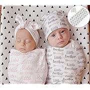 Mummyhug Newborn Receiving Blanket Sleeping Bag Baby Swaddle Wrap , Little Brother , Standrad