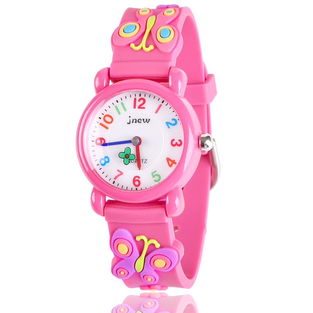 Gifts for 4-10 Year Old Girls Boy, ATIMO Girl Watch Toy for 3-11 Year Old Girl Boys Gift for Girl Boy Age 5-12 Present Birthday