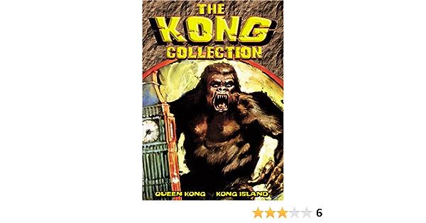 Kong Collection: Queen Kong & Kong Island [USA] [DVD]: Amazon ...