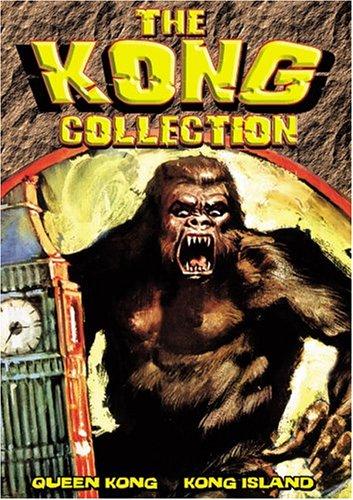 The Kong Collection (Queen Kong/Kong Island)