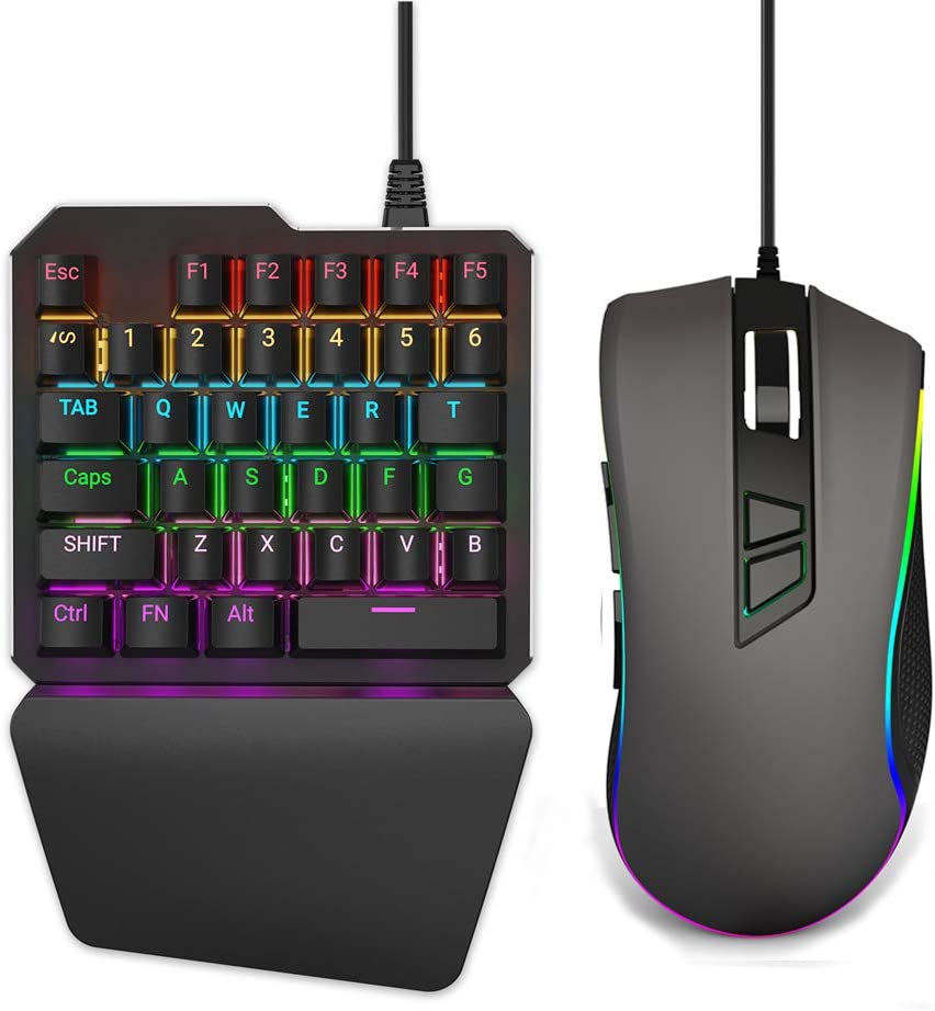 Amazon com: Delta essentials Keyboard and Mouse Combo Built