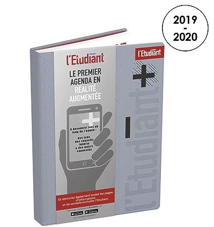 LÉTUDIANT Plus - Agenda diaria 2019-2020 de agosto a julio ...