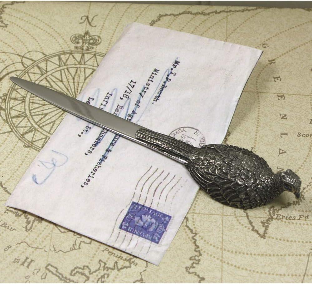 English Pewter Company Coupe-papier Pays de tir /à la corbeille PHS118