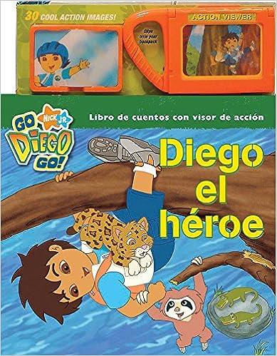Amazon descarga de mp3 de libros Diego el heroe / Diego the Hero (Go, Diego, Go!) MOBI