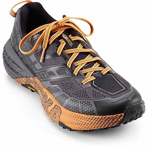 情熱的震える芽(ホカ オネオネ) HOKA ONE ONE メンズ 陸上 シューズ?靴 Speedgoat 2 Trail-Running Shoes [並行輸入品]