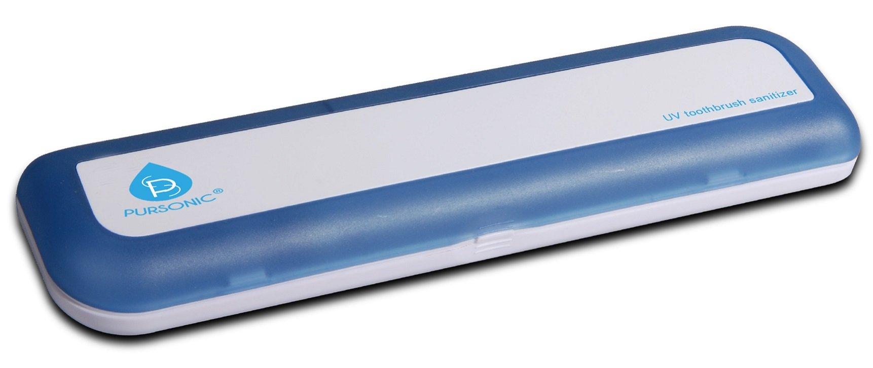 Pursonic S1 Portable UV Toothbrush Sanitizer