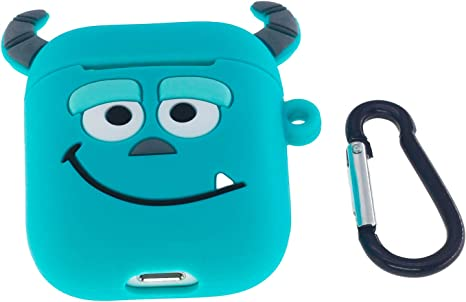 Amazon Com Cute Airpods Case Ifctn Shockproof Protective 3d
