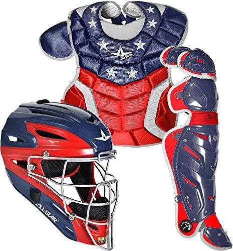All Star System Seven USA Youth Pro Catcher's Kit