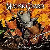 """Mouse Guard Volume 1 - Fall 1152 (Mouse Guard Graphic Novels) (v. 1)"" av David Petersen"
