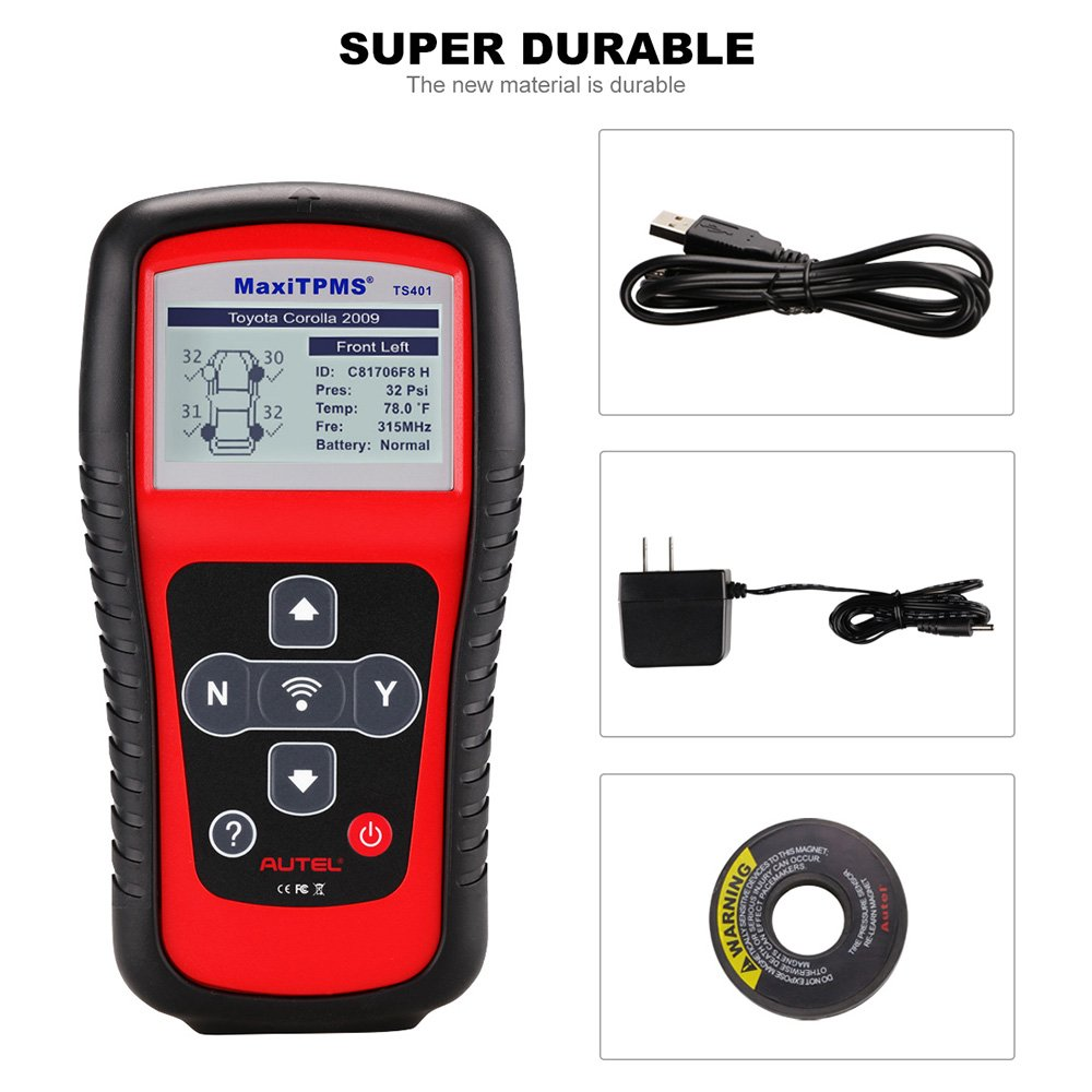 Autel Tire Pressure Monitoring System TS401 with MX Sensor Programming function by Autel (Image #3)