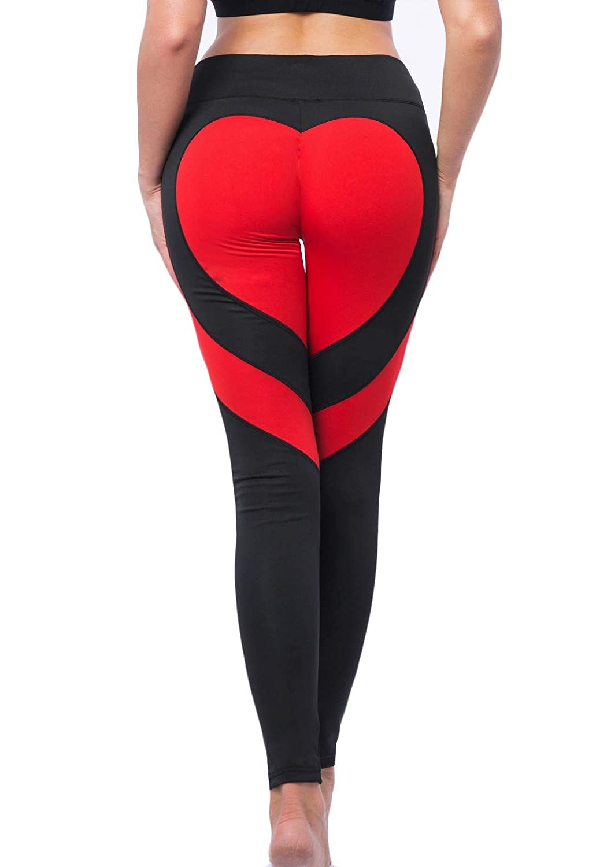 TALLA XL. FITTOO Pantalones Deportivos Mujer Yoga Leggings de Alta Cintura Elásticos y Transpirables para Running Fitness