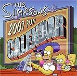 The Simpsons 2007 Fun Calendar, Matt Groening, 0060892595