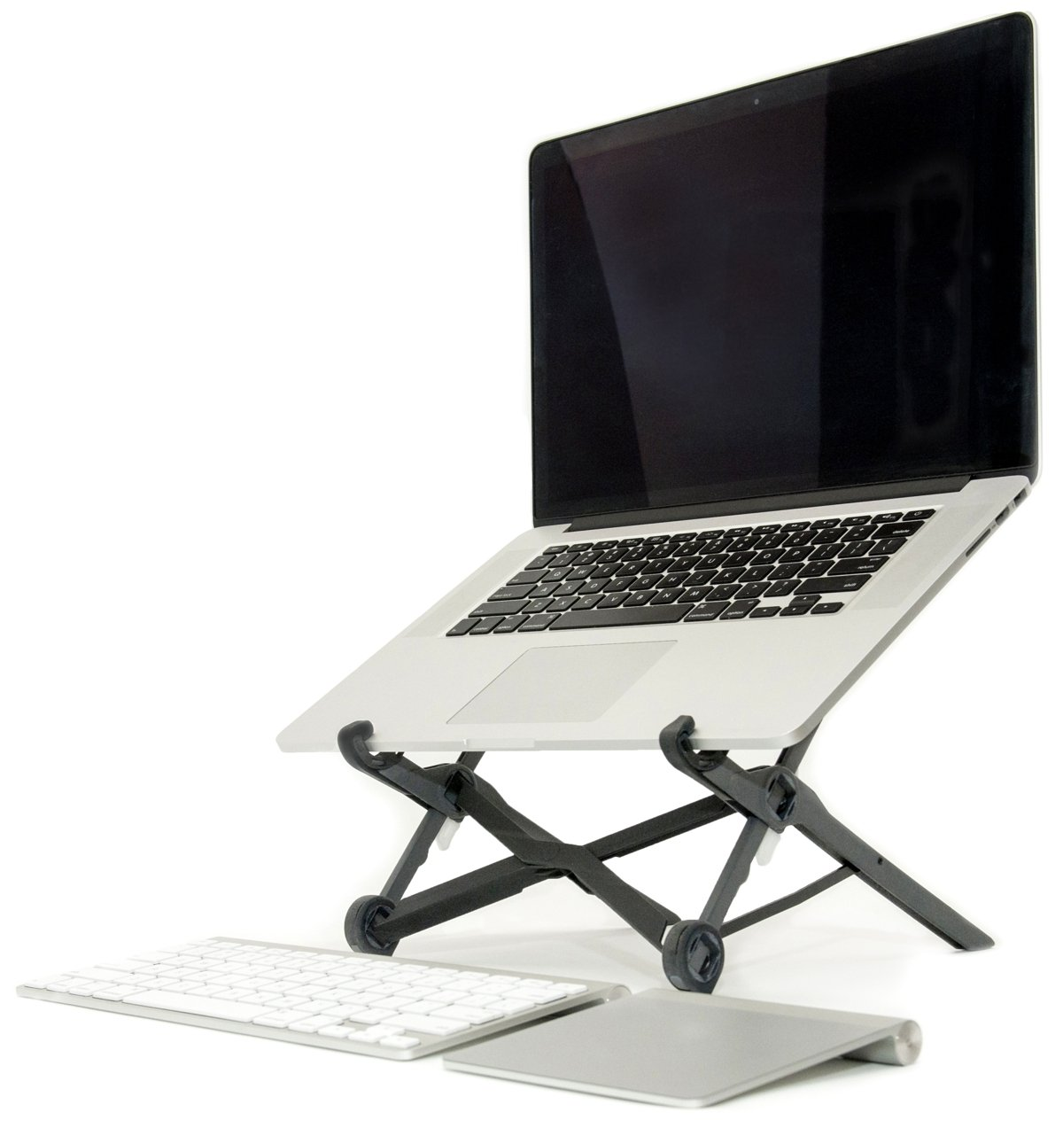 Portable adjustable laptop stand geek armory for Un stand