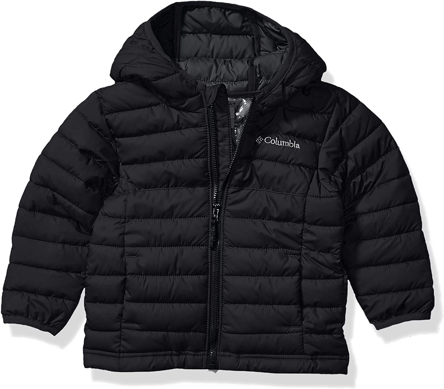 Columbia Youth Boys Toddler Powder Lite Hooded Winter Jacket