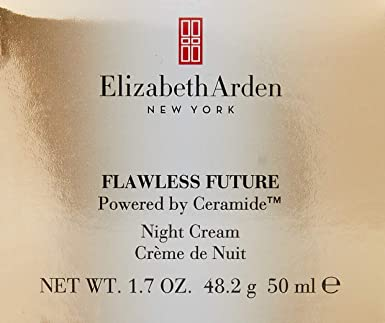 Elizabeth Arden Flawless Future Ceramide Night Cream 1 7 Oz Elizabeth Arden Premium Beauty