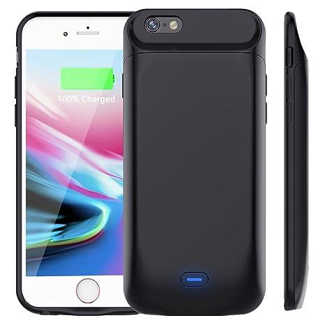 vobon custodia batteria iphone 7 plus