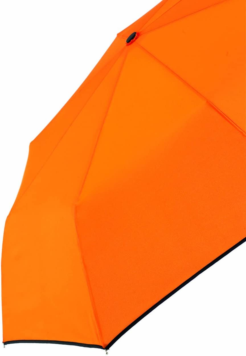 tagltd NEON Orange MID-Size Umbrella