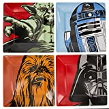 Star Wars Plate Set - Dishwasher Safe - Features