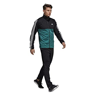 the best attitude 79ffc 5ee0d adidas Men Track Suit Back 2 Basics Running 3-Stripes Gym Training CY2303  New (