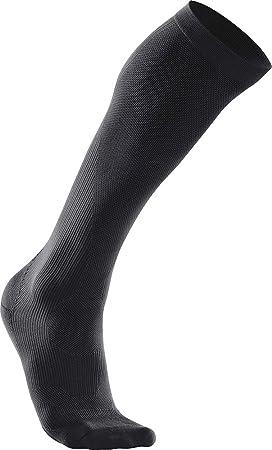 2XU WA2443e Calcetines Compresivos Recuperadores, Mujer, Negro, M: Amazon.es: Deportes y aire libre
