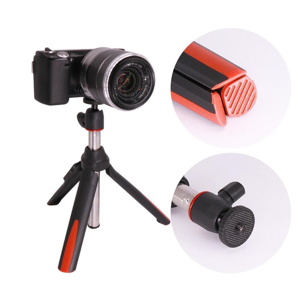 Benro MK10 selfie palillo de tr/ípode Bluetooth 3.0 acero inoxidable ajustable selfie Monopod para iOS//Android Regard