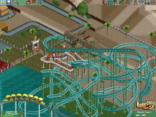 RollerCoaster Tycoon 2 - PC: Amazon com: AccessoriesFZE