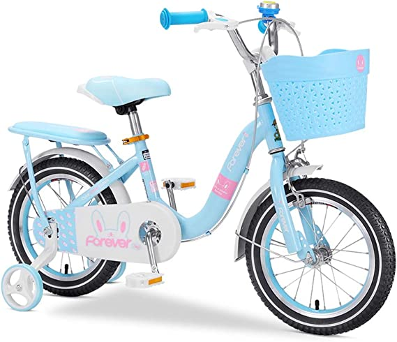 YUMEIGE Bicicletas Infantiles Bicicleta para niños con Ruedas de ...