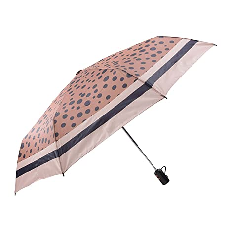 Paraguas automático abre-cierra Talla: U Color NARANJA
