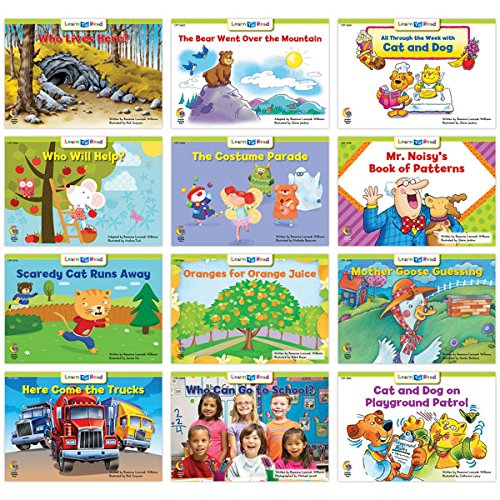 Creative Teaching Press Learn to Read Variety Pack 7 Level D - 18034 ()