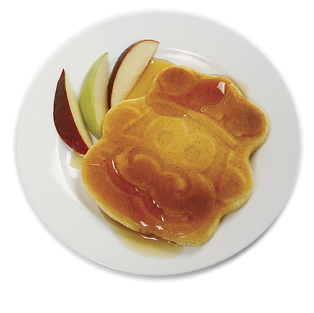 amazon com norpro nonstick monkey pancake pan kitchen u0026 dining