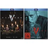 Vikings Staffel 4.1+4.2 [Blu-ray Set] Die komplette Staffel 4