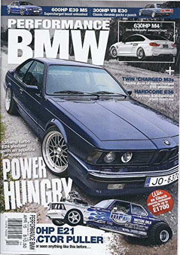 Performance BMW (April 2015)