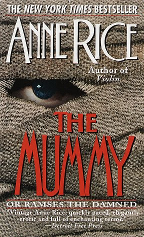 Book cover for The Mummy