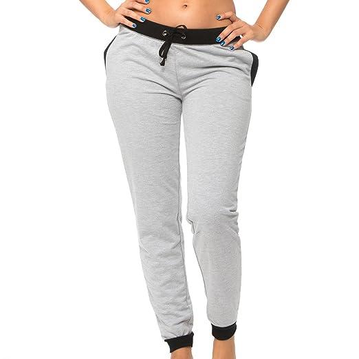 057da2b720 Coco-Limon Jogger Pants for Women, Long Fleece Sweatpant, Side Pockets -  Regular & Plus Sizes