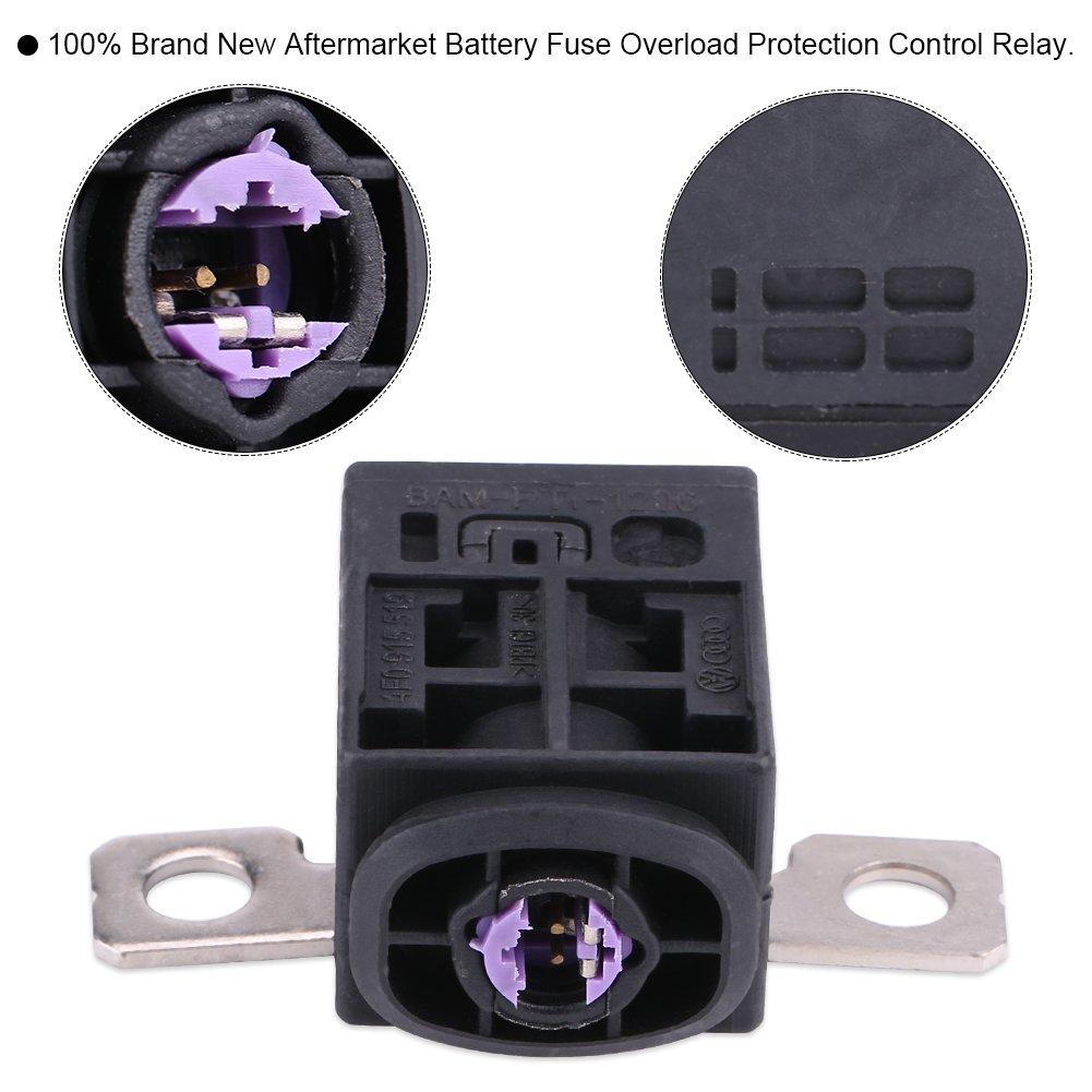 Amazon.com: Battery Fuse Overload Protection Trip for Audi A4 A5 A6 Q7:  Automotive