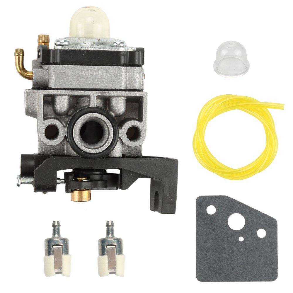 Carburetor /& Air filter Tube Up Kit For Honda GX35 HHT35 HHT35S 4 stroke Engine