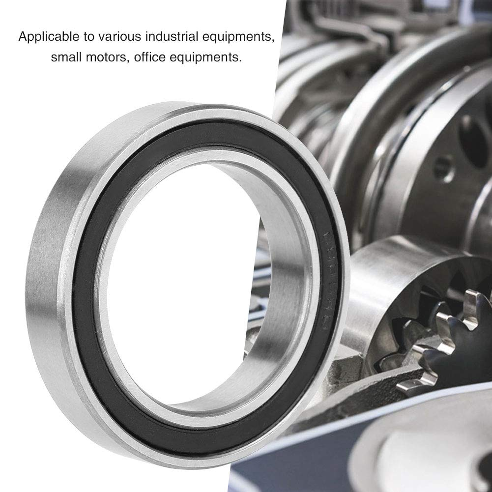 Kugellager Miniatur Doppel Abschirmung 5 /× 8 /× 2,5 mm f/ür 3D-Drucker Modelle 10 St/ück MR85ZZ