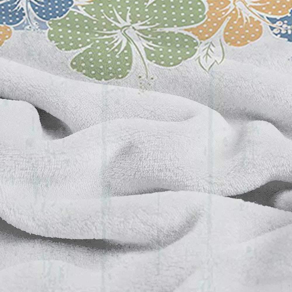 Amazon.com: LsWOW - Manta de pícnic, diseño floral, pájaros ...