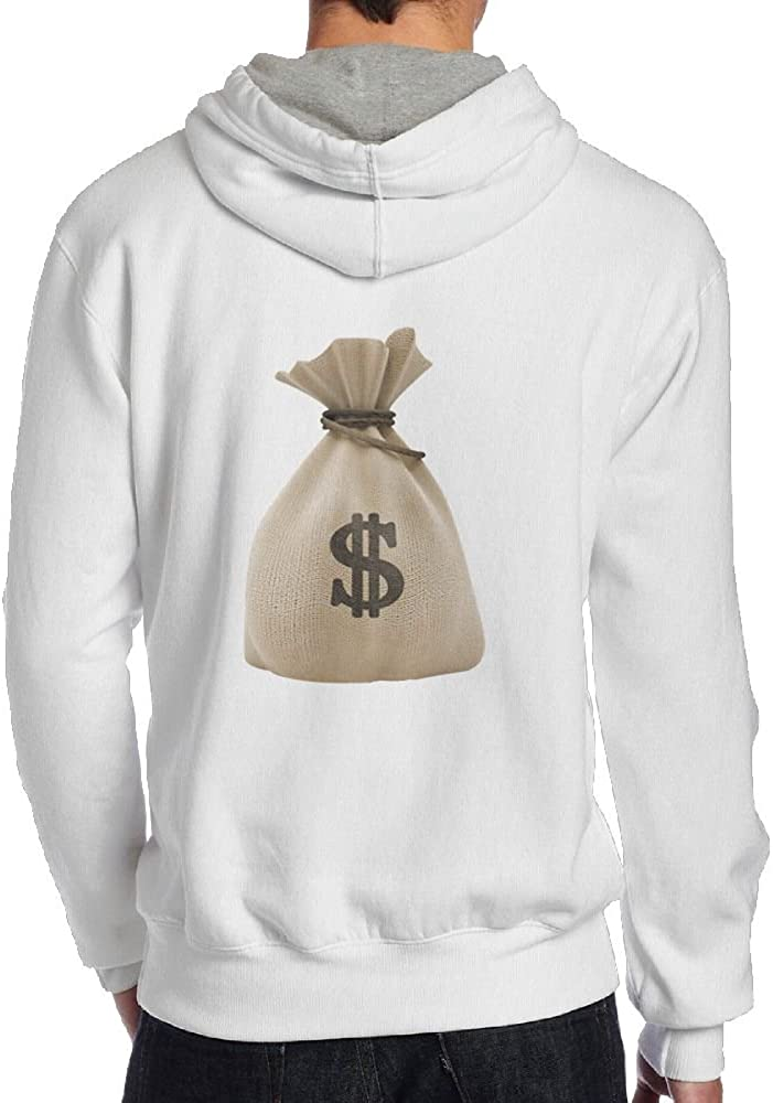 Jessicagf1990s Gift For Dollar Bag Mens Printed Hoodie