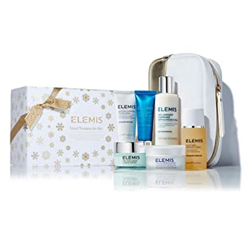 ELEMIS Travel Treasures for Her -Skincare Gift Set