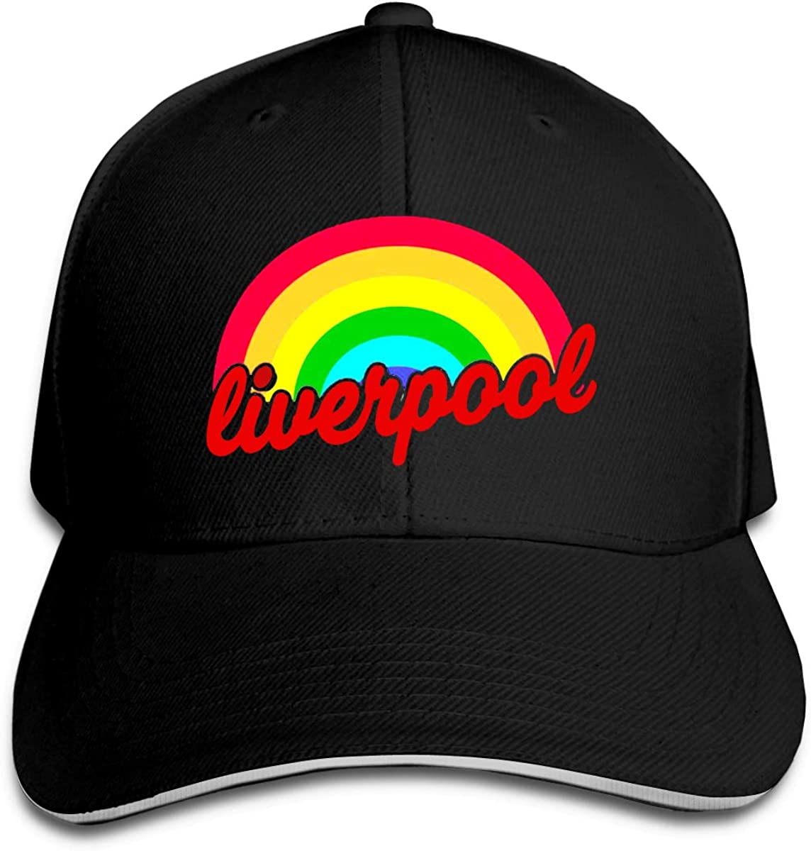 Gen-Z Liverpool Gay Pride LGBT - Gorra de béisbol Unisex para papá ...