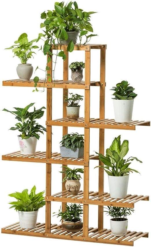Estante de almacenamiento de plantas Soporte para flores Soporte ...