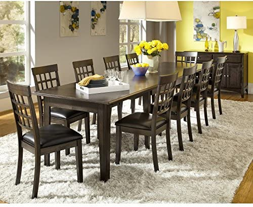 A-America Bristol Point 132″ Rectangular Dining Table