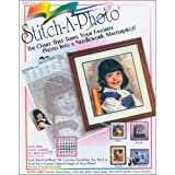 Creative Vision Designs Stitch-A-Photo Art and Craft Kit