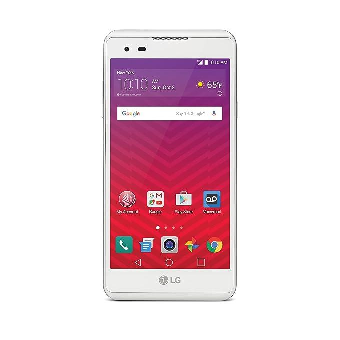 Amazon.com: LG Tribute HD Prepaid Carrier Locked – Retail ...
