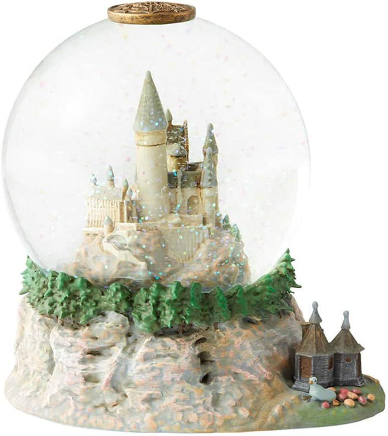 Hogwarts Castle Harry Potter Snow Globe